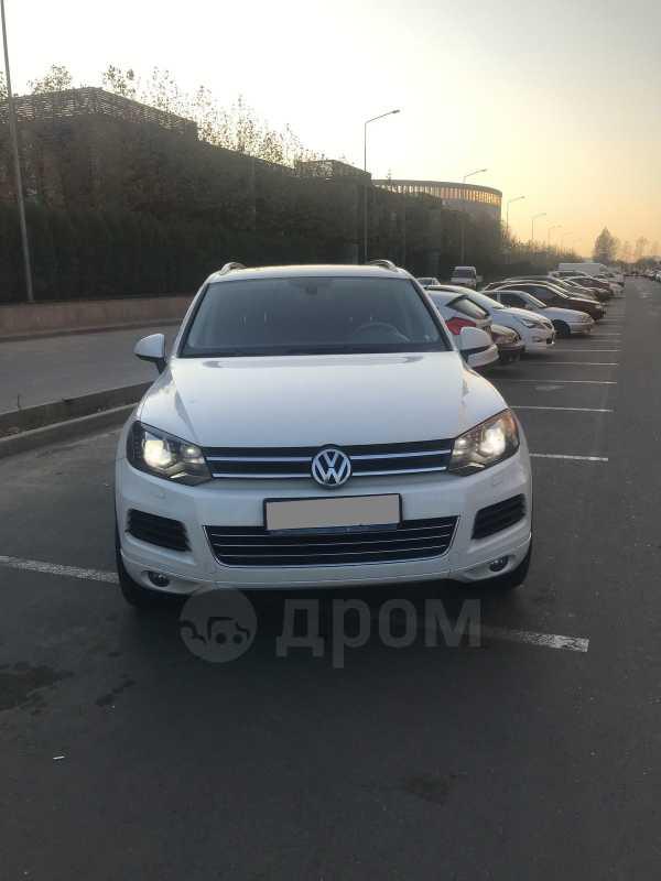 Volkswagen Touareg, 2010 год, 1 350 000 руб.