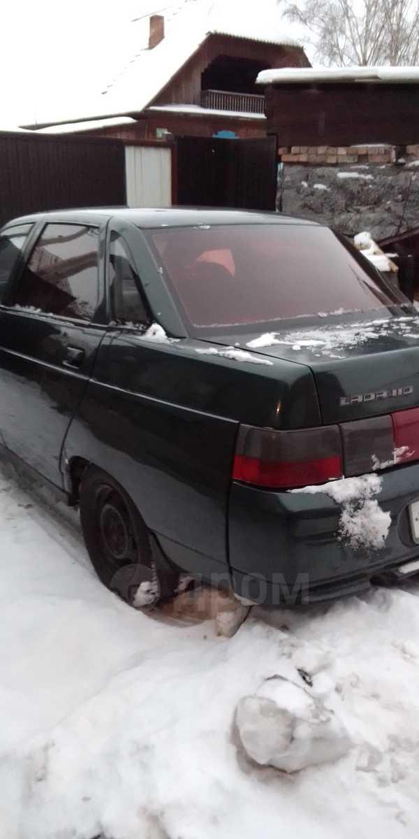 Лада 2110, 1997 год, 55 000 руб.