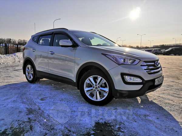 Hyundai Santa Fe, 2013 год, 1 470 000 руб.
