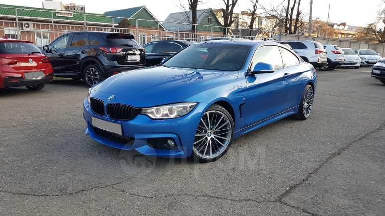 BMW 4-Series, 2016 год, 1 700 000 руб.