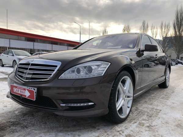 Mercedes-Benz S-Class, 2012 год, 1 490 000 руб.