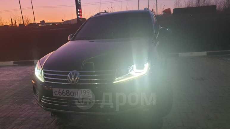 Volkswagen Touareg, 2016 год, 2 449 999 руб.