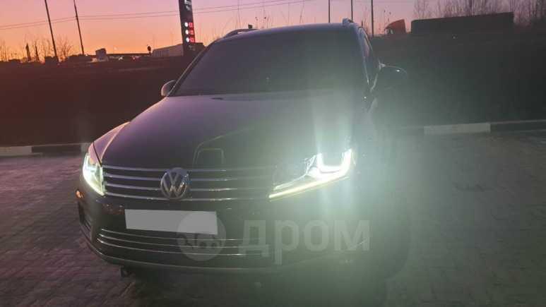 Volkswagen Touareg, 2016 год, 2 299 999 руб.