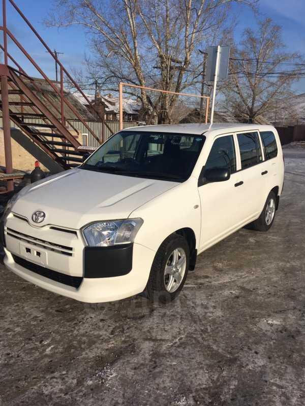Toyota Probox, 2015 год, 539 000 руб.