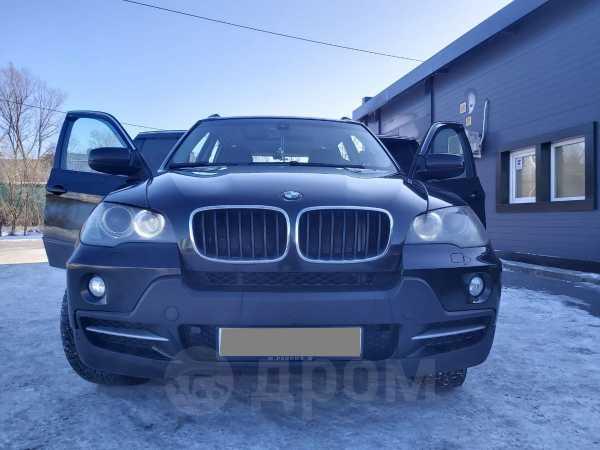 BMW X5, 2008 год, 835 000 руб.