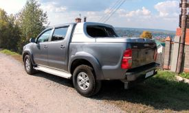 Уфа Hilux Pick Up 2014
