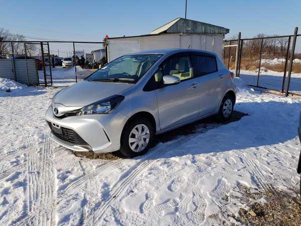 Toyota Vitz, 2015 год, 425 000 руб.