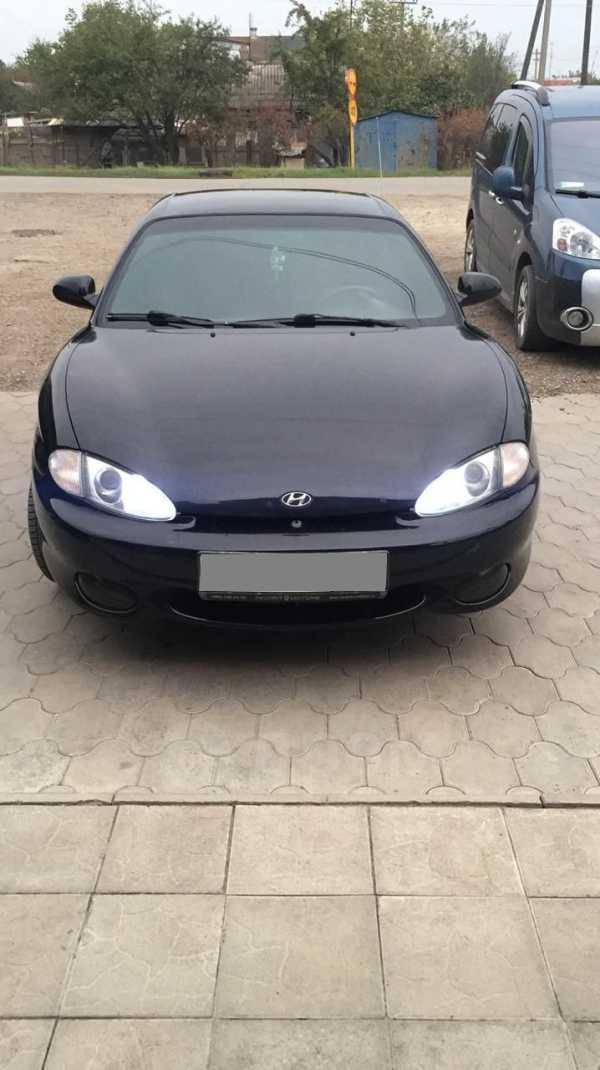 Hyundai Tiburon, 1997 год, 176 000 руб.