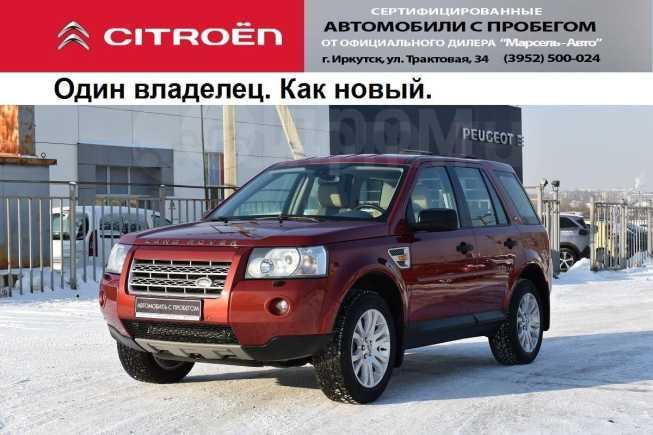 Land Rover Freelander, 2007 год, 748 000 руб.