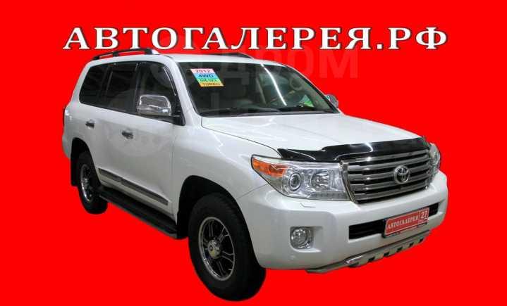 Toyota Land Cruiser, 2012 год, 2 548 000 руб.