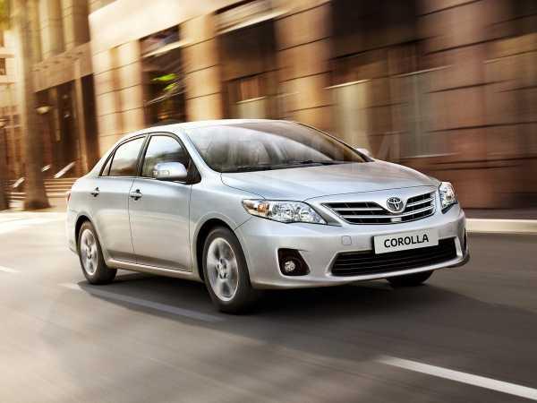 Toyota Corolla, 2012 год, 705 000 руб.