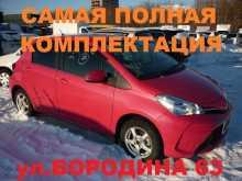 Новосибирск Vitz 2015