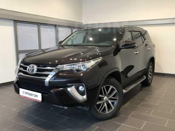 Toyota Fortuner, 2017 год, 2 200 000 руб.