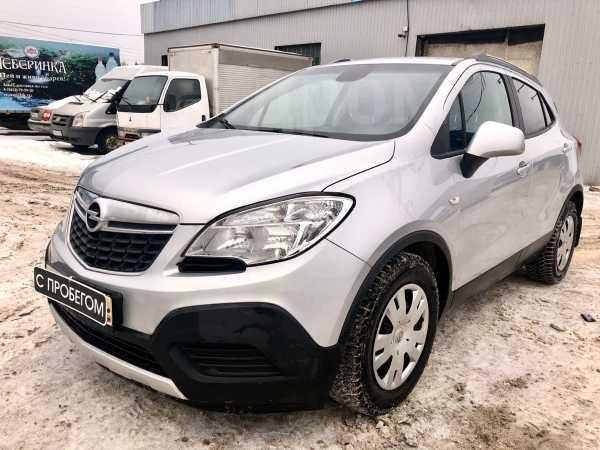 Opel Mokka, 2012 год, 630 000 руб.