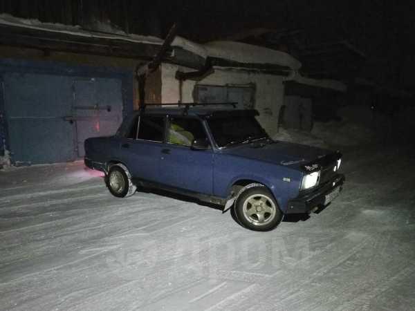 Лада 2107, 1990 год, 50 000 руб.