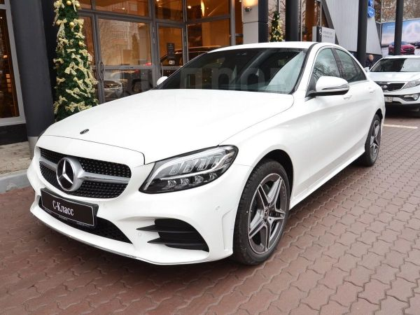 Mercedes-Benz C-Class, 2019 год, 2 324 054 руб.