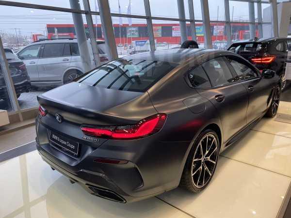 BMW 8-Series, 2019 год, 8 588 245 руб.