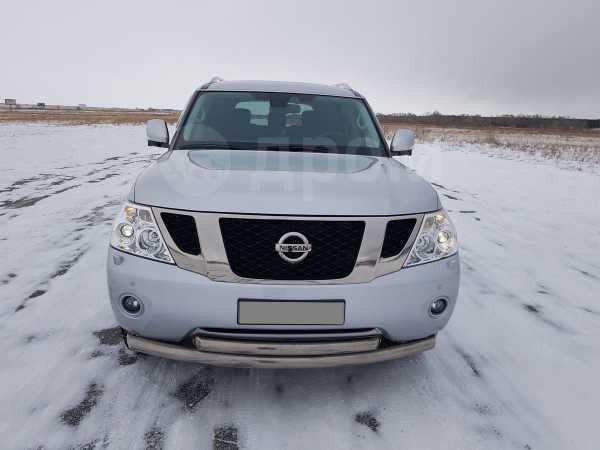 Nissan Patrol, 2011 год, 1 515 000 руб.