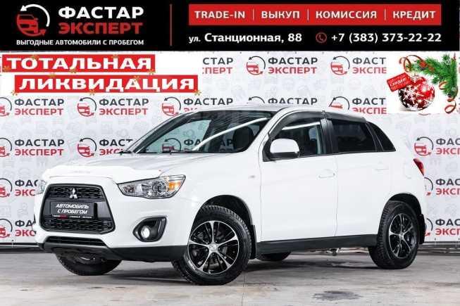 Mitsubishi ASX, 2014 год, 769 000 руб.