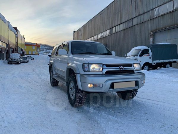 Toyota Hilux Surf, 2002 год, 980 000 руб.