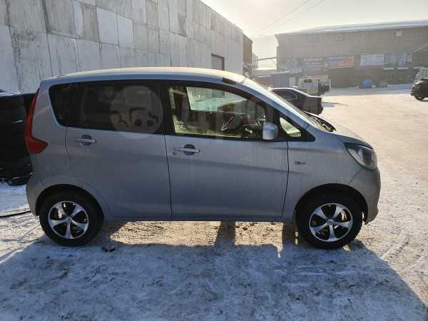 Mitsubishi eK Wagon, 2013 год, 450 000 руб.