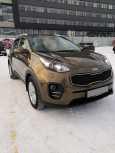 Kia Sportage, 2016 год, 1 497 000 руб.