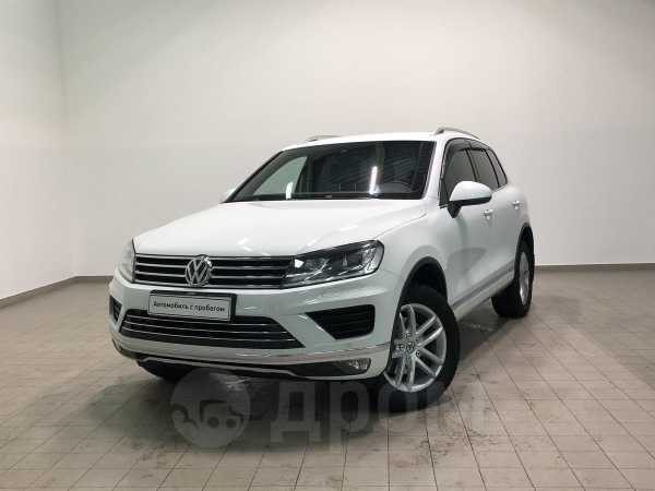 Volkswagen Touareg, 2016 год, 2 380 000 руб.