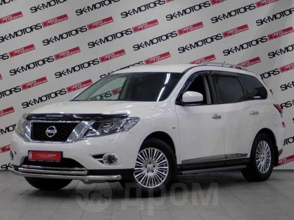 Nissan Pathfinder, 2015 год, 1 590 000 руб.