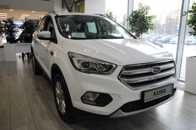 Ford Kuga, 2019 год, 1 599 000 руб.