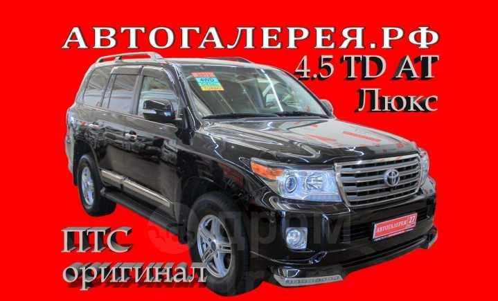 Toyota Land Cruiser, 2012 год, 2 448 000 руб.