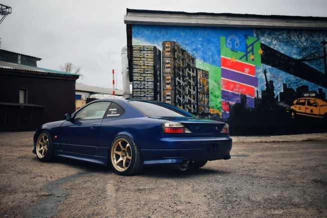 Nissan Silvia, 2002 год, 1 200 000 руб.