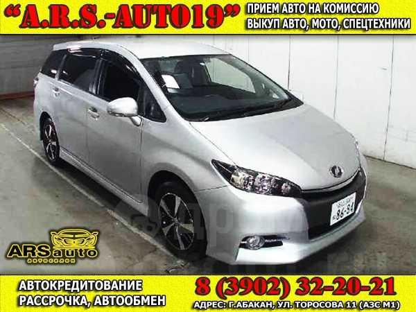 Toyota Wish, 2014 год, 790 000 руб.