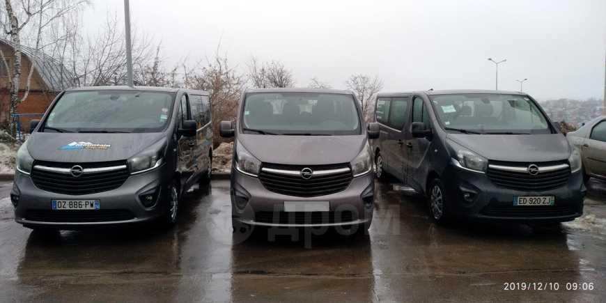 Opel Vivaro, 2016 год, 1 357 000 руб.