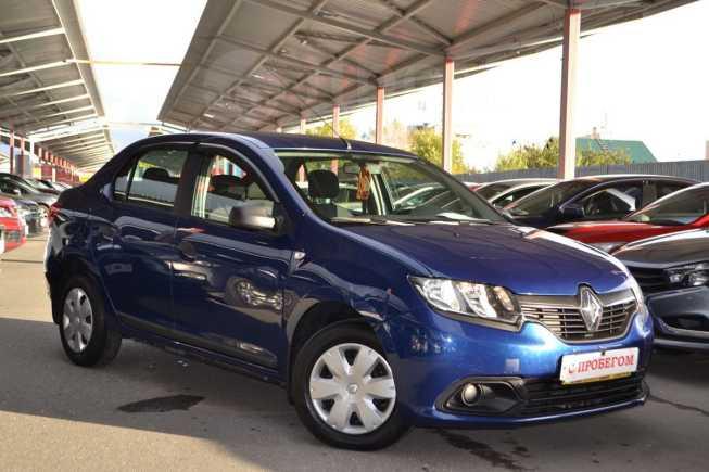 Renault Logan, 2014 год, 470 000 руб.