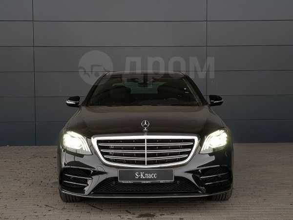 Mercedes-Benz S-Class, 2019 год, 6 773 801 руб.