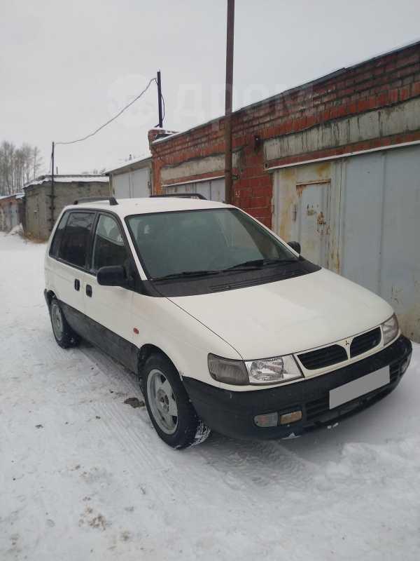 Mitsubishi Space Runner, 1996 год, 100 000 руб.