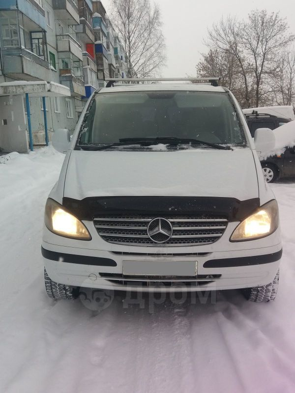 Mercedes-Benz Vito, 2007 год, 1 020 000 руб.