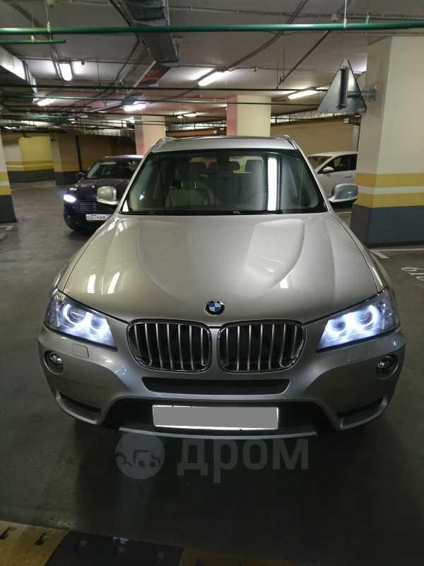 BMW X3, 2013 год, 1 330 000 руб.