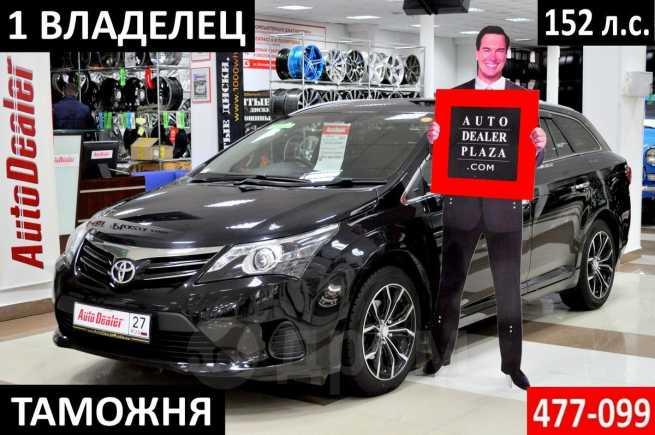 Toyota Avensis, 2012 год, 849 000 руб.