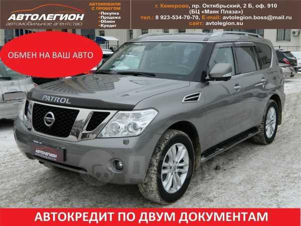 Nissan Patrol, 2011 год, 1 355 555 руб.