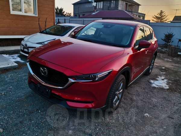 Mazda CX-5, 2017 год, 1 530 000 руб.