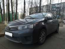 Домодедово Corolla 2013
