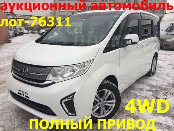 Honda Stepwgn, 2016 год, 1 475 000 руб.