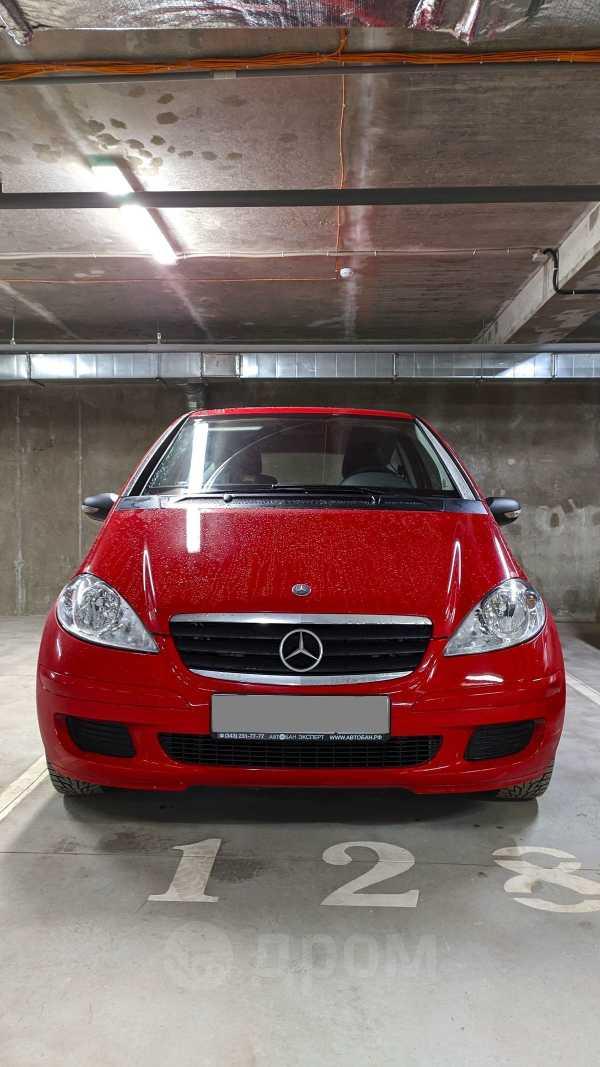 Mercedes-Benz A-Class, 2005 год, 365 000 руб.