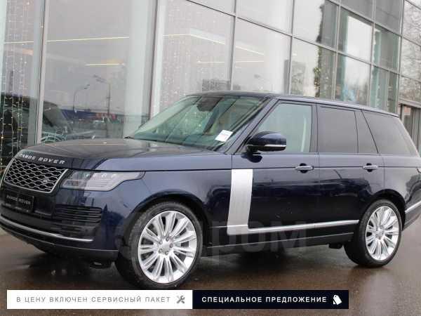 Land Rover Range Rover, 2019 год, 8 839 000 руб.