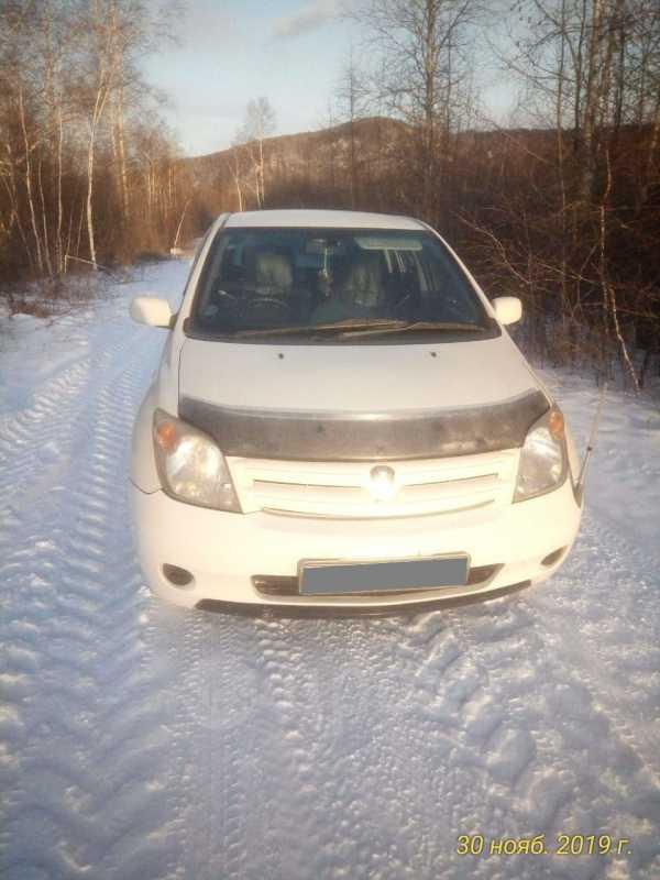 Toyota ist, 2002 год, 300 000 руб.