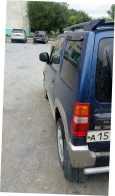 Mitsubishi Pajero Mini, 1999 год, 200 000 руб.