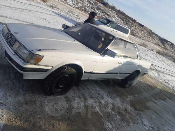 Toyota Mark II, 1985 год, 90 000 руб.