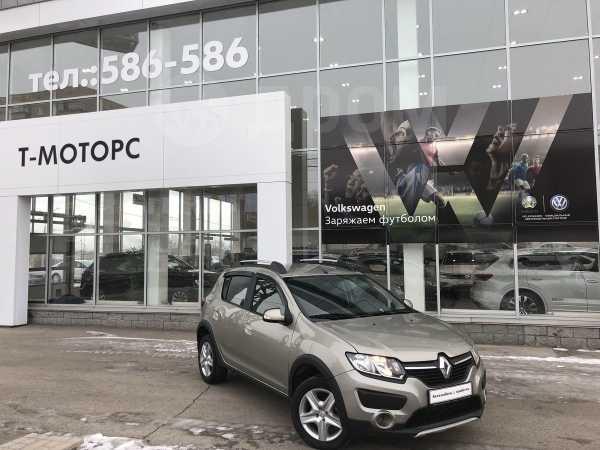 Renault Sandero Stepway, 2015 год, 515 000 руб.