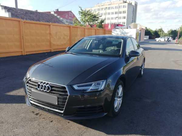 Audi A4, 2017 год, 1 400 000 руб.